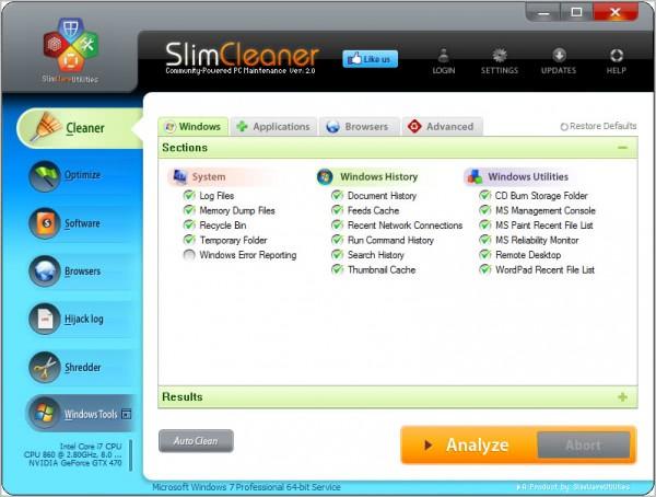 slimcleaner 2
