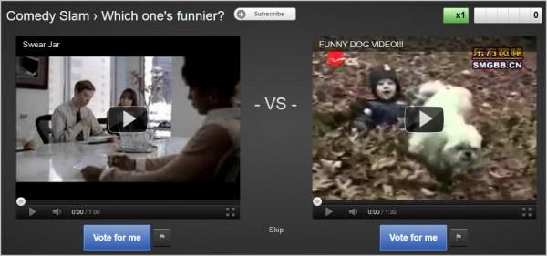 youtube video battle