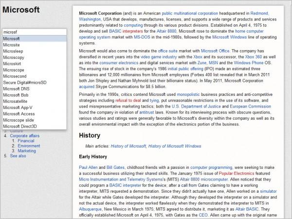 access wikipedia offline