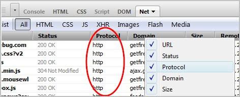 net panel protocol
