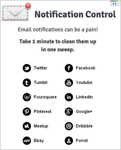 notification control