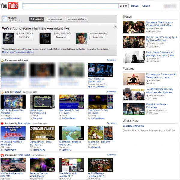 How To Switch Back To YouTube's Old Page Design