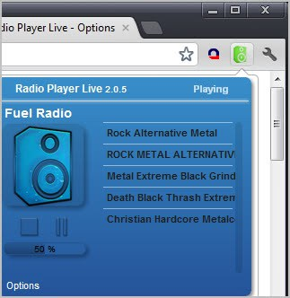 radio player live