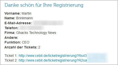 register cebit ticket