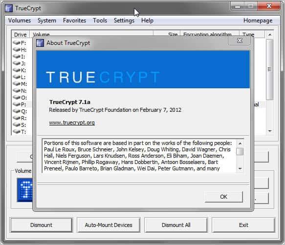 True crypt 7.1a