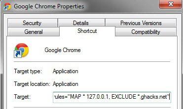 google chrome single-site browser