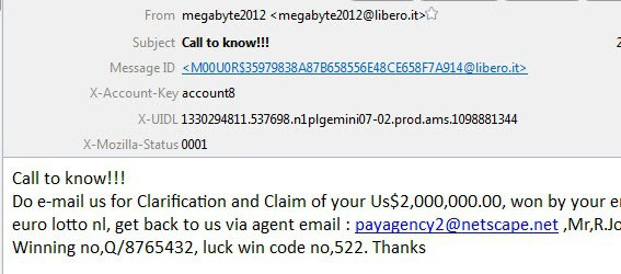 scam-email