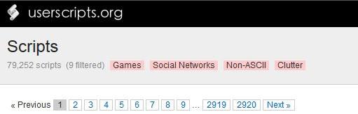 userscripts.org filter