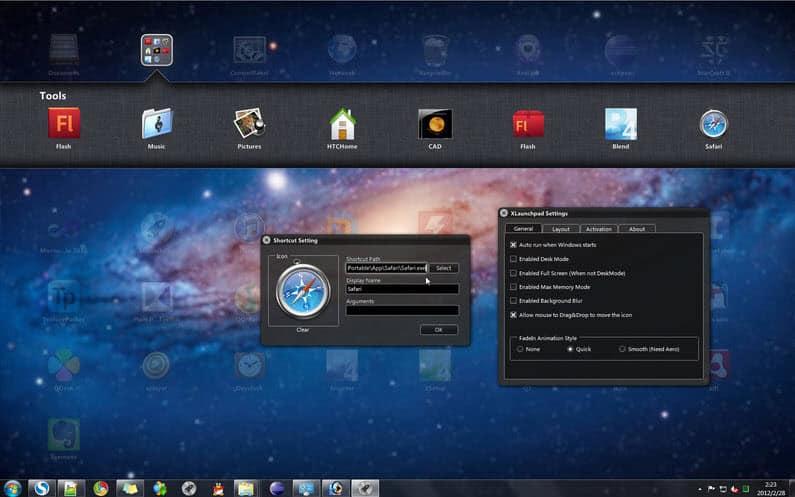 XLaunchpad, A Windows Program Launcher - gHacks Tech News