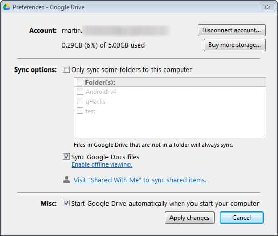 Google Drive Appears in Google Docs, But Only Hack