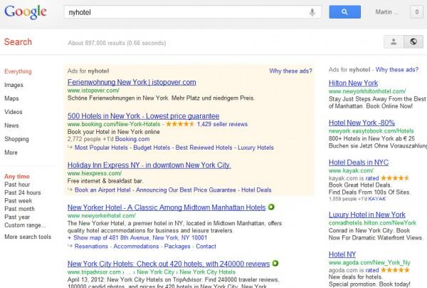 web of trust ratings google