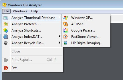 windows file analyzer