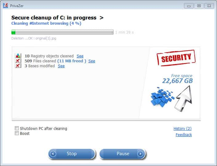 deep system cleaner
