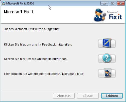 Microsoft Fix-It to disable gadgets in Windows 7, Vista