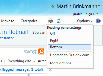 upgrade to outlook.com