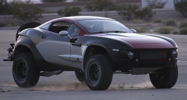 open source car rally fighter