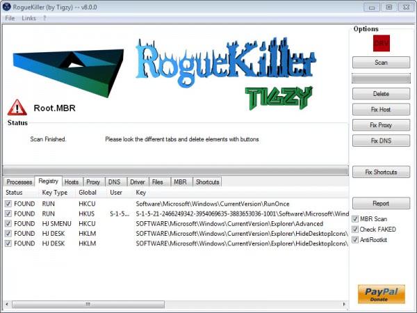 roguekiller 8.0
