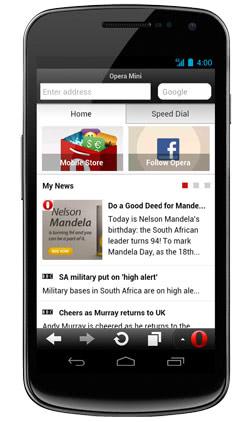 opera smart page