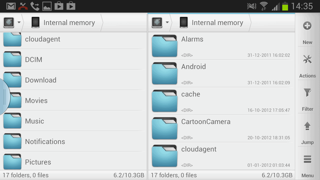 Convert content  URI to actual path in Android 4.4