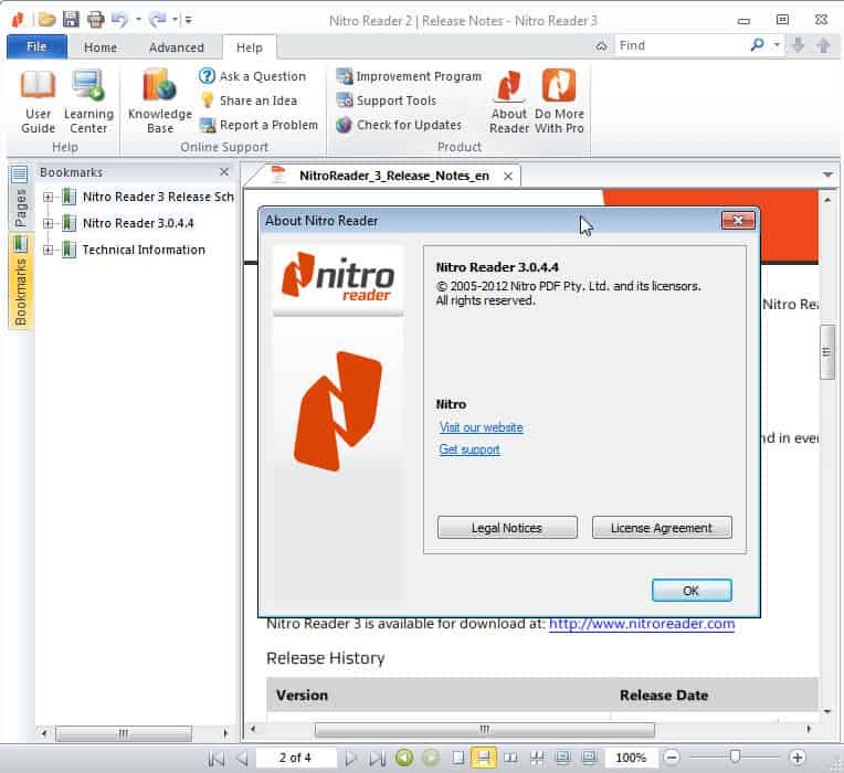 nitro reader 3 free download