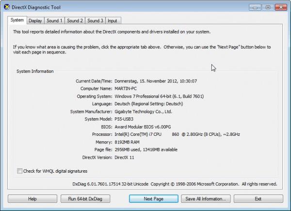 directx 11.1 windows 7