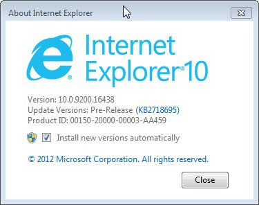ie11 win7 64_Internet Explorer 10 Preview for Windows 7 released - gHacks Tech News