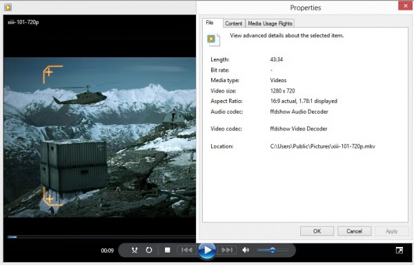 play mkv windows media player