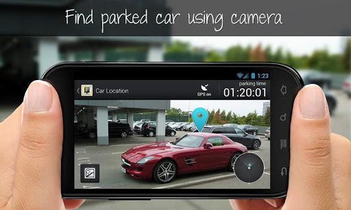 save car location