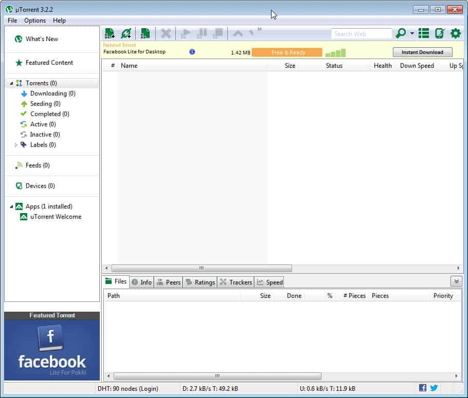 Blocklist manager for bittorrent programs for Inside 2007 torrent