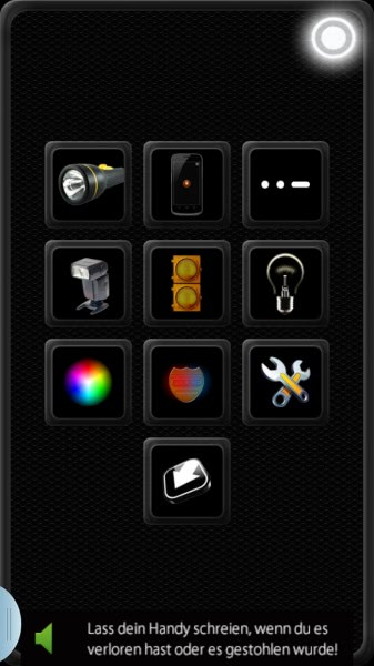 android flashlight