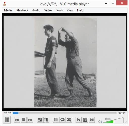 play video dvd windows 8 vlc