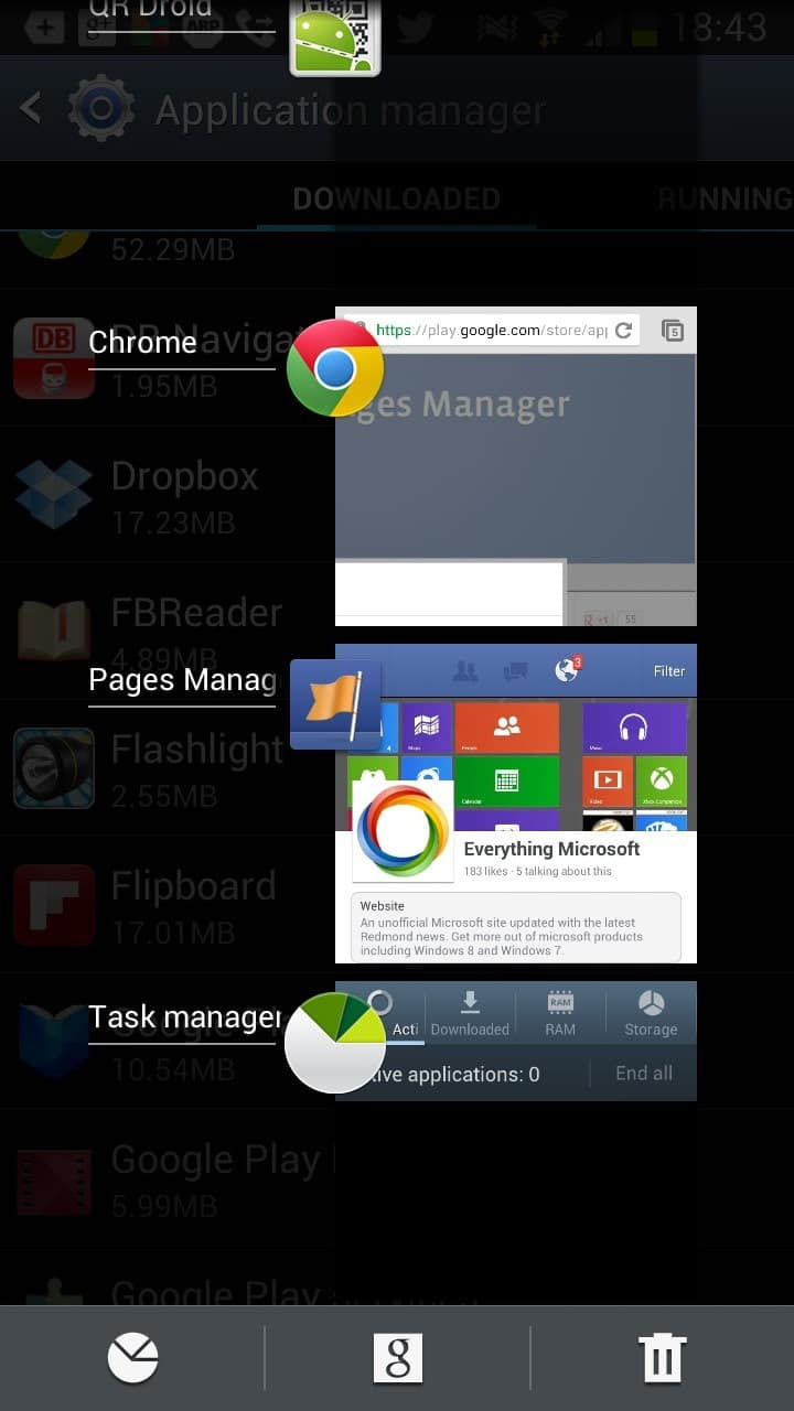 Apps: How To Check For And Terminate Background Apps In Android