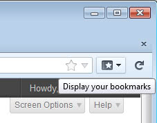 bookmarks icon firefox