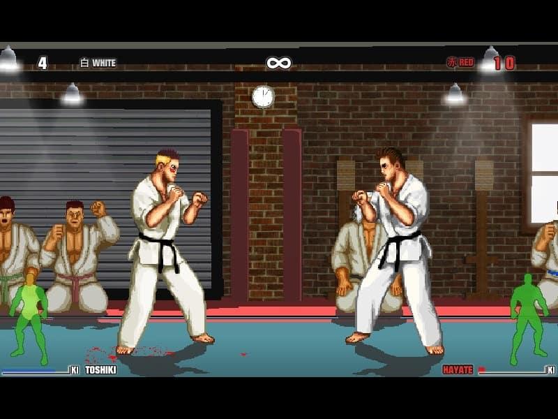 Karate Games