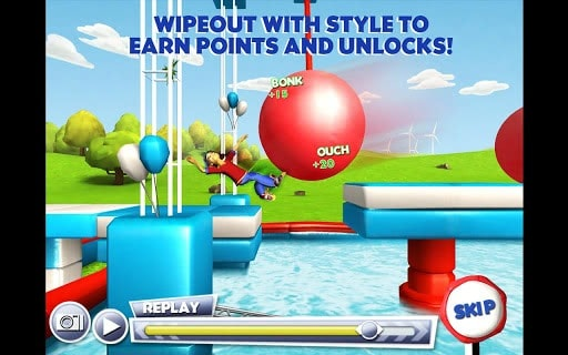 wipeout android screenshot