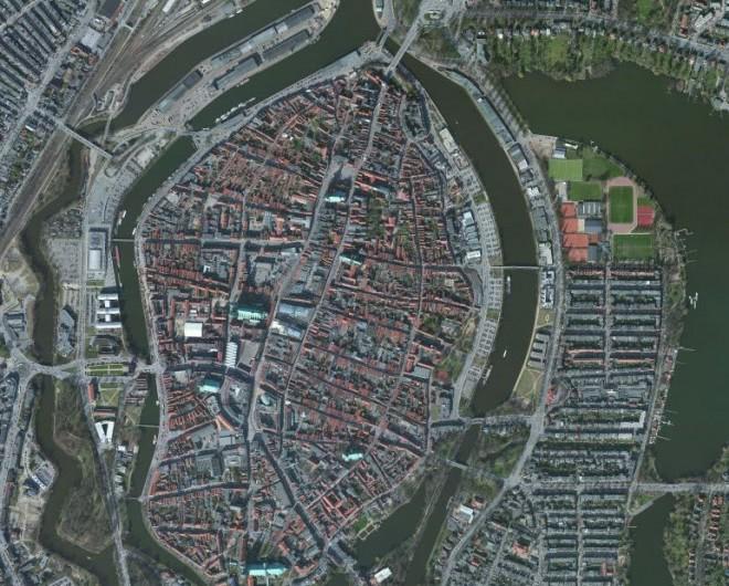 bing maps screenshot