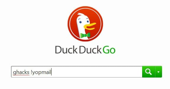 duckduckgo tips