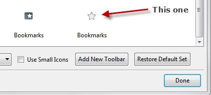 firefox bookmarks