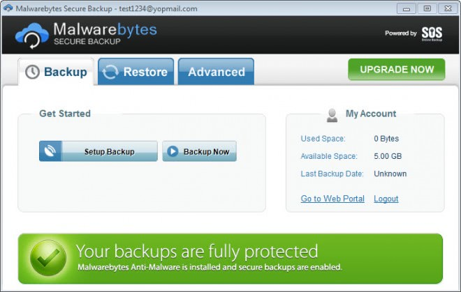 malwarebytes secure backup software