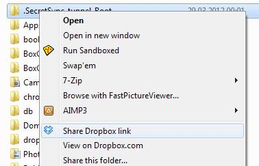 share dropbox link