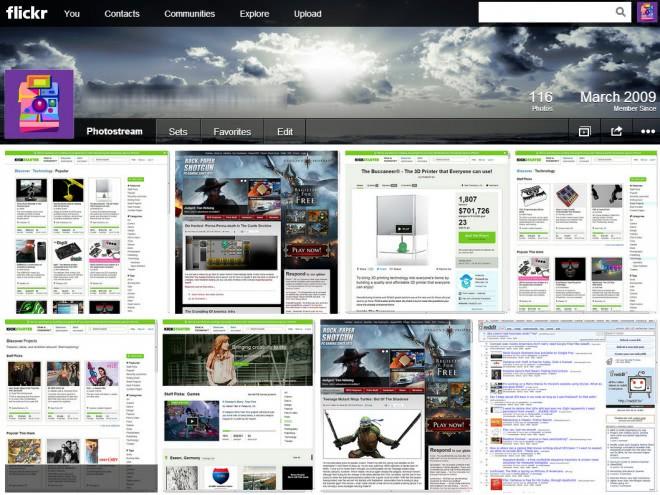 web2flickr