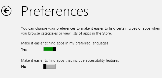 windows store apps preferred-language