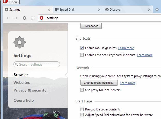 preload discover contents