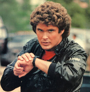 knight rider watch