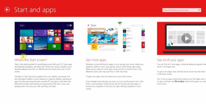 windows 8.1 help