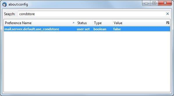 condstore gmail