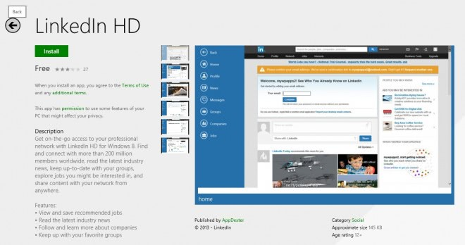verify apps windows store