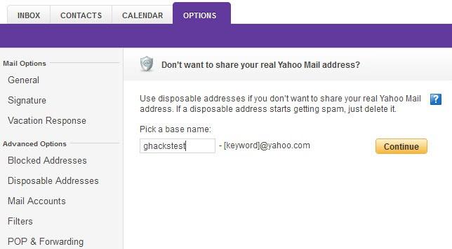 Yahoo! Mail Plus turns into Yahoo - 34.7KB