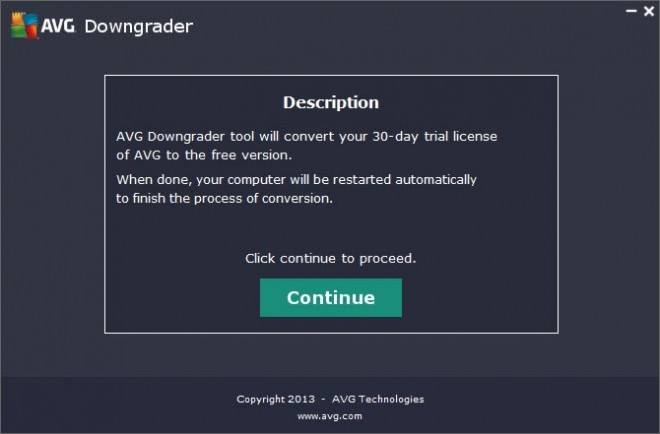 avg downgrader