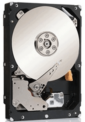 solid state hybrid drive